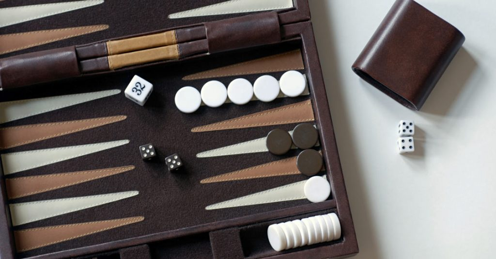 quality backgammon set Aurosi