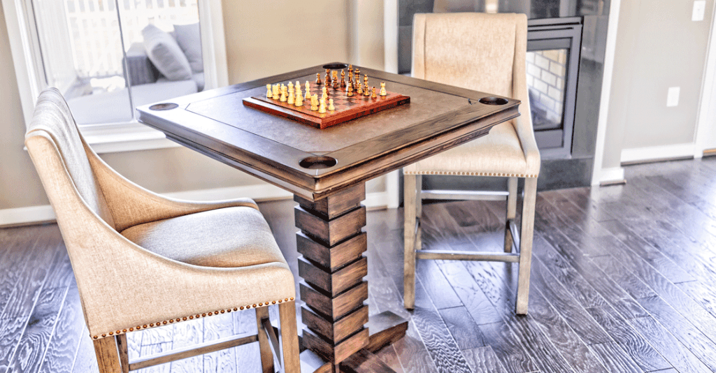decorative chessboard