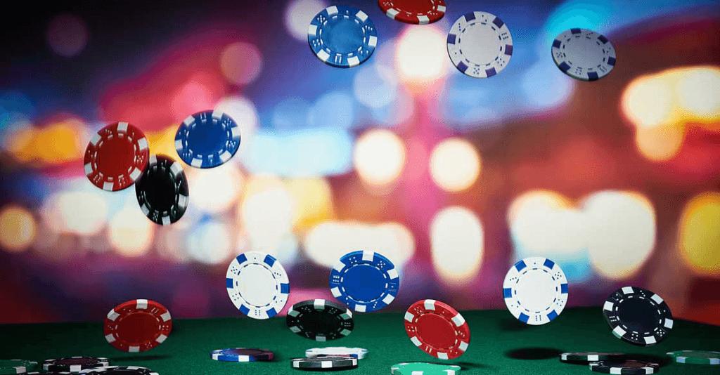 poker set Aurosi